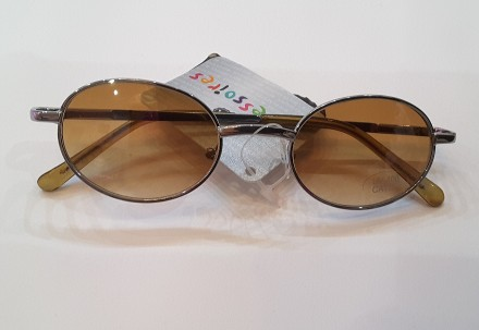 Солнцезащитные очки, стекло,от 3-х лет, c&a,уф- фильтр 3 категории. Пирятин. фото 1