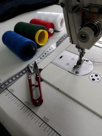 Швейный цех примет заказы на пошив одежды. Запорожье. фото 1