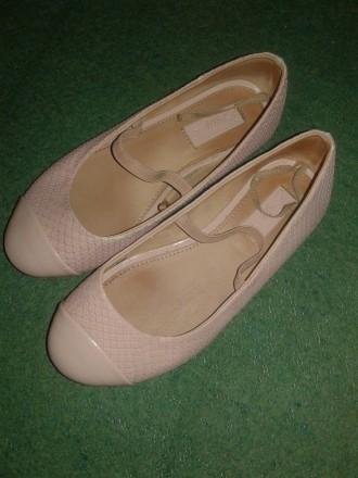 Туфли на девочку 4-5лет.. Павлоград. фото 1