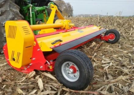 Измельчитель пожнивных остатков кукурузы и подсолнечника ПРР-280. Суми. фото 1