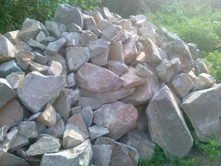 продам бутовый камень 200грн/м3. Киев. фото 1