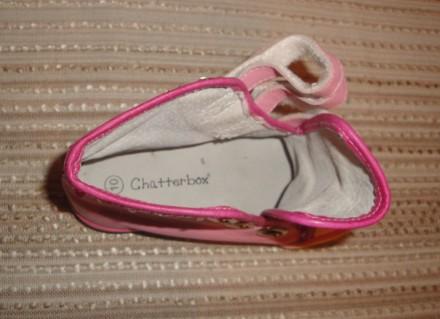 Ботиночки Chatterbox (Великобритания) из натуральной кожи, очень мягкие, задник . Сумы, Сумская область. фото 6