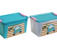 Контейнер SMART BOX ящик, ёмкость 7.9л 14л 27л. Киев. фото 1
