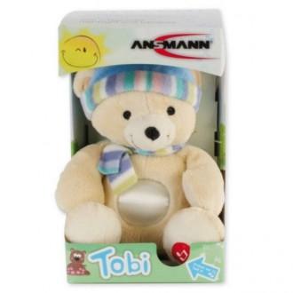 Продам развивающую Игрушку-ночник музыкальный медведь Tobi(Тоби). Одесса. фото 1
