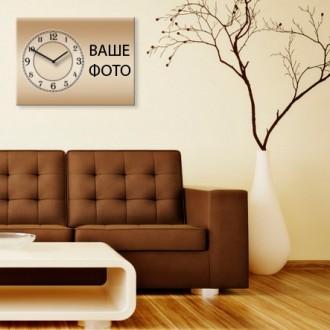 Часы настенные с изображением или фотографией. Київ. фото 1
