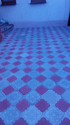 Качественная укладка тротуарной плитки под ключ. Выполняем объекты любой сложнос. Мариуполь, Донецкая область. фото 6