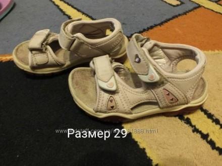 Босоножки сандалии. Киев. фото 1