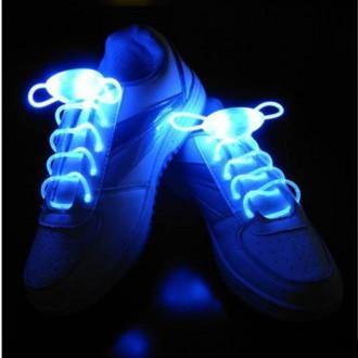 Светящиеся шнурки. Запорожье. фото 1