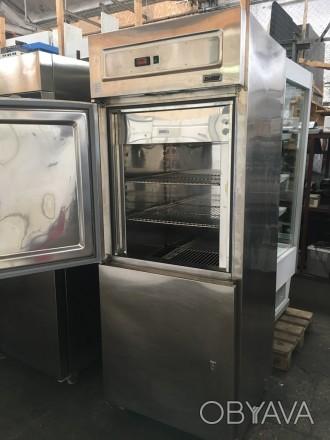 Бу холодильный шкаф для кафе