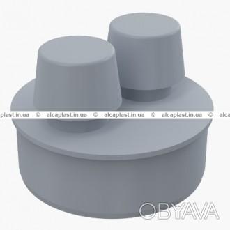 Вентиляционный клапан Ø110 APH110  Основные характеристики:  Материал - поли. Киев, Киевская область. фото 1