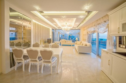 Продажа квартир в Турции побережье Средиземного моря. ( г. Аланья). Киев. фото 1