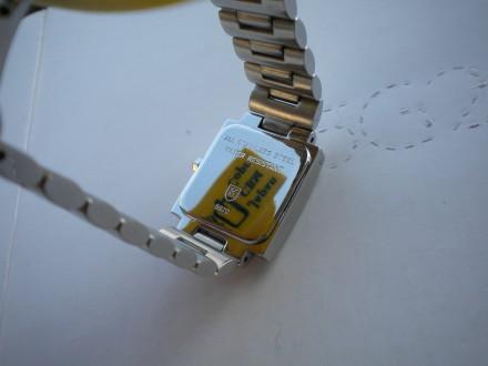 Годинник Kronos (часы Kronos). Вживаний. Кварцовий. Корпус із нержавіючої сталі.. Самбор, Львовская область. фото 5