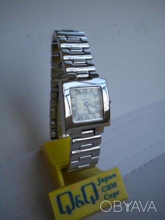 Годинник Kronos (часы Kronos). Вживаний. Кварцовий. Корпус із нержавіючої сталі.. Самбор, Львовская область. фото 1