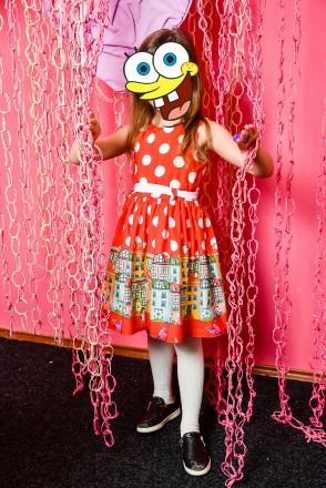 Продам нарядное платье на рост 122-128см.. Харьков. фото 1
