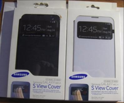 Чехол Samsung Galaxy Mega 6.3 / I9200 /I9205. Запорожье. фото 1