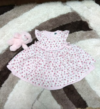Пышное платье ~ 68 размер. Кропивницкий. фото 1
