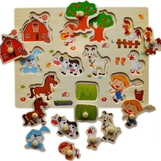 Детские развивающие рамки-вкладыши. Киев. фото 1