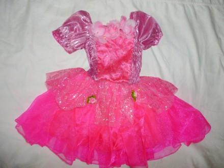 карнавальное платье на 1-3 года. Кременчуг. фото 1