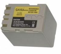 Аккумулятор для видеокамеры JVC BN-V428 (Cavei CV-BV428L)-3400mAh. Запорожье. фото 1