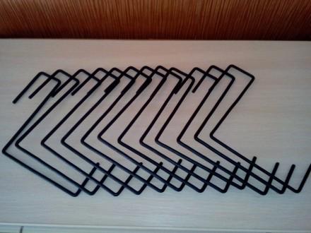Металiчнi крiплення для балконных горшкiв.. Черкассы. фото 1