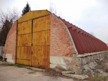 Аренда склада на отдельной территории (Чернигов). Чернигов. фото 1