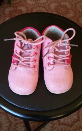 Детские ботиночки Mai Gi.Италия,размер-20. Ужгород. фото 1