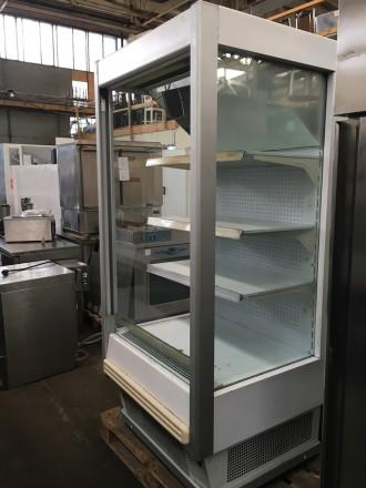 Холодильная витрина б/у регал холодильный б/у. Одесса. фото 1