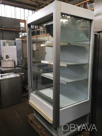 Холодильная витрина б/у регал холодильный б/у
