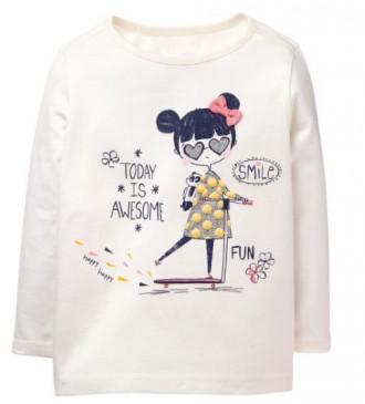 Красивый реглан для девочки на 4-5 лет, оригинал из Америки Gymboree. Кременчуг. фото 1