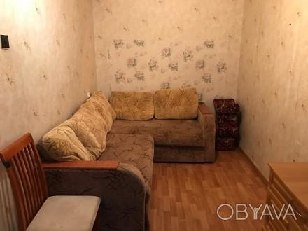 Квартира не угловая,состояние хорошее,жилое,остается мебель.. Киевский, Донецк, Донецкая область. фото 1