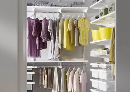 Системы хранения в гардеробной, кладовке. Днепр. фото 1