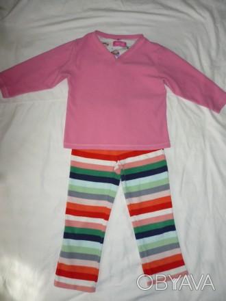 пижама,костюм на 4-5 лет