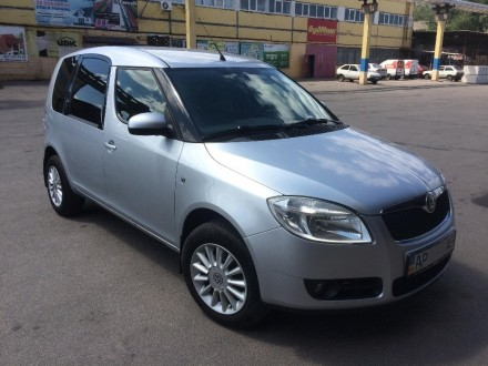 Skoda Roomster 1.4, 2008. Запорожье. фото 1