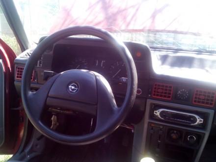 продам опель кадет 1988 года кузов с документами белый двигатель 1.5 моноинжекто. Чернигов, Черниговская область. фото 3