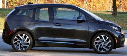 Продаем и консультируем BMW I3 REX Black 2015 с пробегом, в отличном техническом. Киев, Киевская область. фото 4