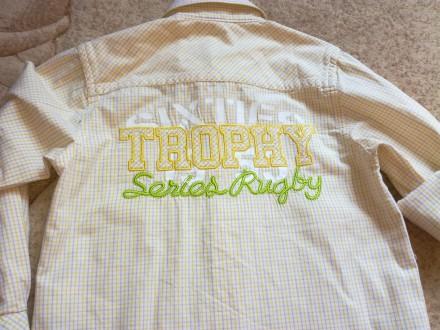 Стильная рубашка. Каховка. фото 1