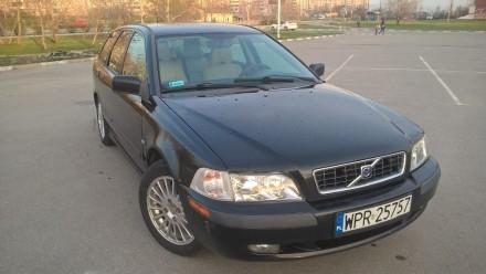 Volvo v40 1.8 2000г.в. ГБО A/C. Запорожье. фото 1