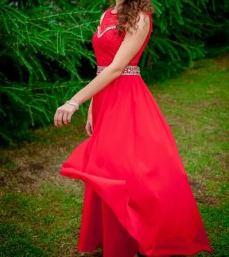 Продам выпускное красивое платье+бонус-сумочка. Харьков. фото 1