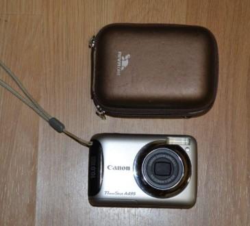 Фотоапарат Canon PowerShot A 495 + Чехол. Киев. фото 1