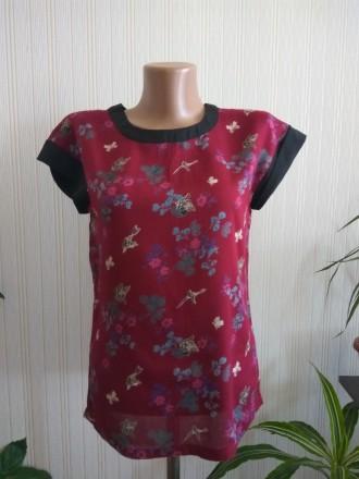 футболка блуза короткий рукав. Полтава. фото 1