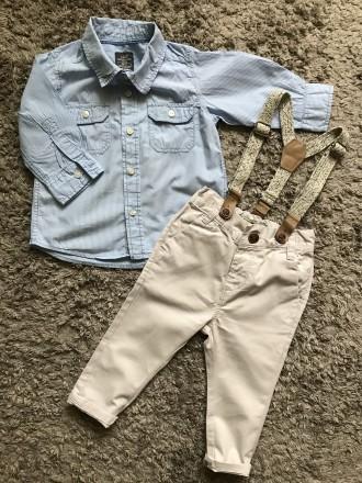 Рубашка і штани на хлопчика!. Александрия. фото 1