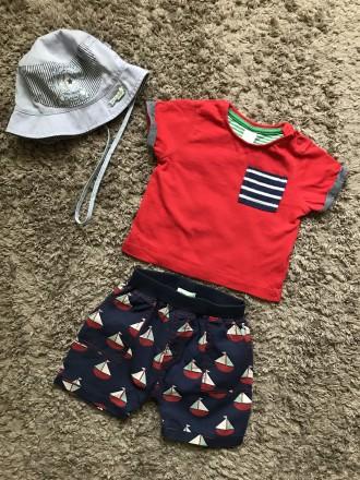 Літній набір одягу для хлопчика. Александрия. фото 1