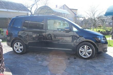 Volkswagen Touran 2012 1.6 ТDI MAТCH. Броды. фото 1