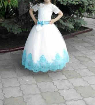 платье выпускное,пышное. Херсон. фото 1
