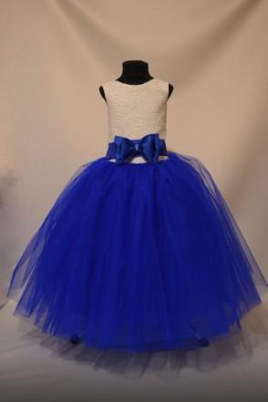 платье выпускное,пышное,бальное. Херсон. фото 1