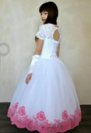 платье выпускное,бальное. Херсон. фото 1