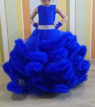 платье выпускное,бальное,для фотосессии ,облако. Херсон. фото 1