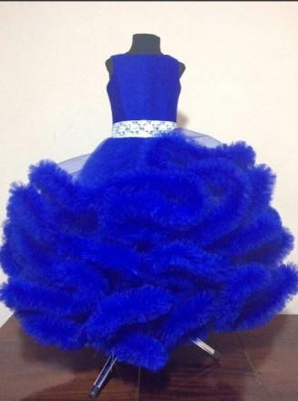 платье на выпускной и фотосессию облако. Херсон. фото 1