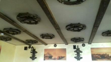 West Wood пропонує Декоративні дерев'яні балки, балки під старовину, Фальш-балки. Тячев, Закарпатская область. фото 4