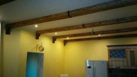 West Wood пропонує Декоративні дерев'яні балки, балки під старовину, Фальш-балки. Тячев, Закарпатская область. фото 2